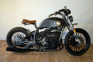1981 BMW R100 VINTAGE STREET BOBBER MOTORCYCLE MADE TO ORDER Cocoa, Florida 0