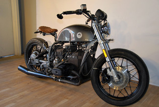 1981 BMW R100 VINTAGE STREET BOBBER MOTORCYCLE MADE TO ORDER Cocoa, Florida 26
