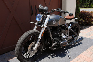 1981 BMW R100 VINTAGE STREET BOBBER MOTORCYCLE MADE TO ORDER Cocoa, Florida 17