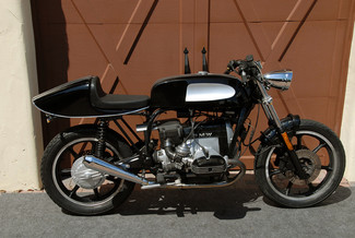 1981 BMW R100 RS CAFE RACER VINTAGE MOTORBIKE MADE TO ORDER Cocoa, Florida 3
