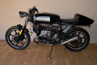 1981 BMW R100 RS CAFE RACER VINTAGE MOTORBIKE MADE TO ORDER Cocoa, Florida 20