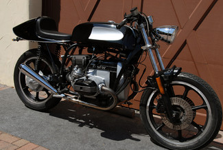 1981 BMW R100 RS CAFE RACER VINTAGE MOTORBIKE MADE TO ORDER Cocoa, Florida 1