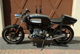 1981 BMW R100 RS CAFE RACER VINTAGE MOTORBIKE MADE TO ORDER Cocoa, Florida 4