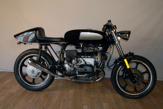 1981 BMW R100 RS CAFE RACER VINTAGE MOTORBIKE MADE TO ORDER Cocoa, Florida 23