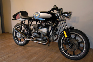 1981 BMW R100 RS CAFE RACER VINTAGE MOTORBIKE MADE TO ORDER Cocoa, Florida 25