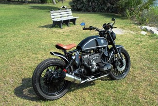 1981 BMW R100RS BMW R100RS CUSTOM CAFE BOBBER - MADE TO ORDER Cocoa, Florida 4