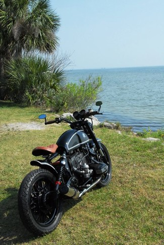 1981 BMW R100RS BMW R100RS CUSTOM CAFE BOBBER - MADE TO ORDER Cocoa, Florida 34