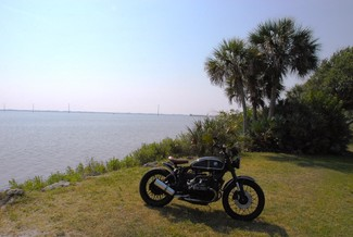 1981 BMW R100RS BMW R100RS CUSTOM CAFE BOBBER - MADE TO ORDER Cocoa, Florida 51
