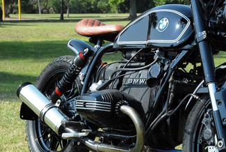 1981 BMW R100RS BMW R100RS CUSTOM CAFE BOBBER - MADE TO ORDER Cocoa, Florida 9