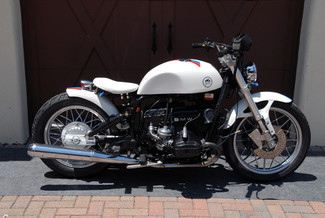 1981 BMW R100RT 'M' SERIES STREET FIGHTER MOTORCYCLE MADE TO ORDER Cocoa, Florida 7
