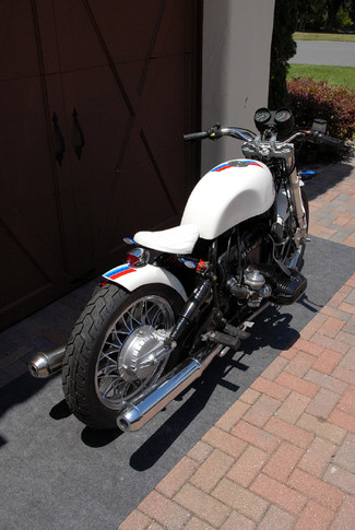 1981 BMW R100RT 'M' SERIES STREET FIGHTER MOTORCYCLE MADE TO ORDER Cocoa, Florida 4