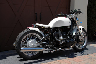 1981 BMW R100RT 'M' SERIES STREET FIGHTER MOTORCYCLE MADE TO ORDER Cocoa, Florida 13
