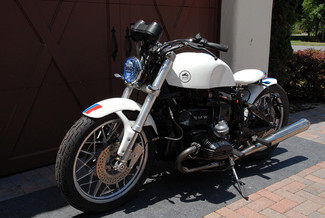 1981 BMW R100RT 'M' SERIES STREET FIGHTER MOTORCYCLE MADE TO ORDER Cocoa, Florida 16