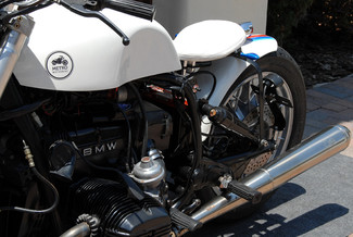 1981 BMW R100RT 'M' SERIES STREET FIGHTER MOTORCYCLE MADE TO ORDER Cocoa, Florida 18