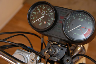 1981 BMW R100RT 'M' SERIES STREET FIGHTER MOTORCYCLE MADE TO ORDER Cocoa, Florida 33
