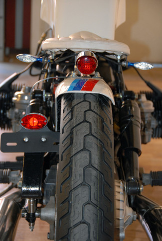 1981 BMW R100RT 'M' SERIES STREET FIGHTER MOTORCYCLE MADE TO ORDER Cocoa, Florida 42