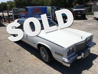 1981 Cadillac Eldorado  Biarritz San Antonio, Texas