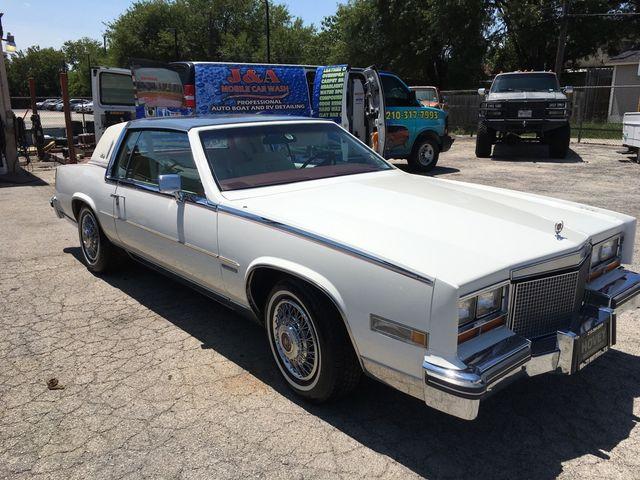 1981 Cadillac Eldorado  Biarritz San Antonio, Texas 1