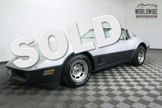 1981 Chevrolet Corvette in Denver Colorado