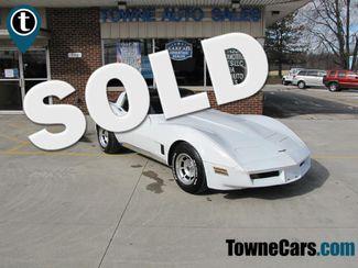 1981 Chevrolet Corvette T-TOPS | Medina, OH | Towne Cars in Ohio OH