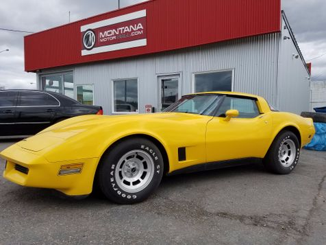 1981 Chevrolet Corvette  in