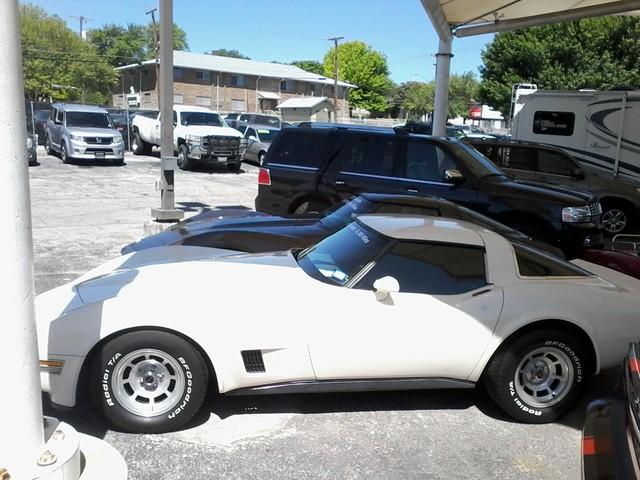 1981 Chevrolet Corvette San Antonio, Texas 12