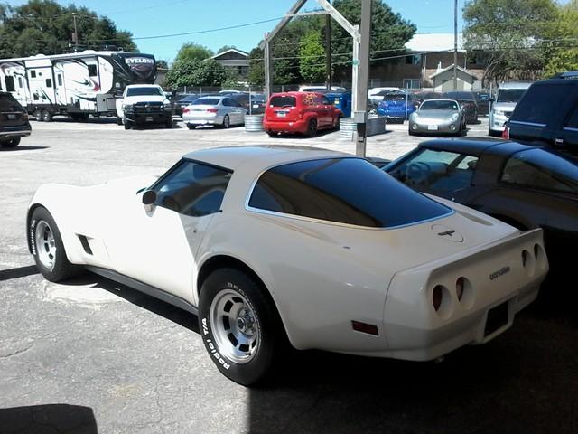 1981 Chevrolet Corvette San Antonio, Texas 13
