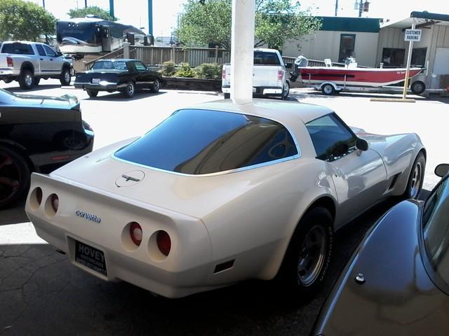 1981 Chevrolet Corvette San Antonio, Texas 17