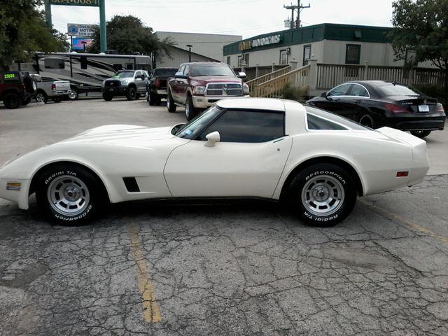1981 Chevrolet Corvette San Antonio, Texas 6
