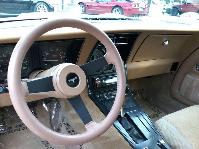 1981 Chevrolet Corvette San Antonio, Texas 24