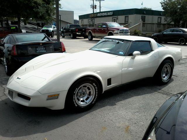 1981 Chevrolet Corvette San Antonio, Texas 1