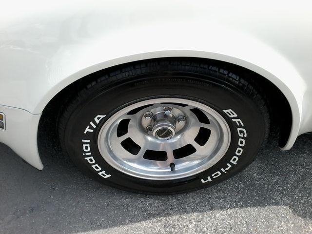 1981 Chevrolet Corvette San Antonio, Texas 46