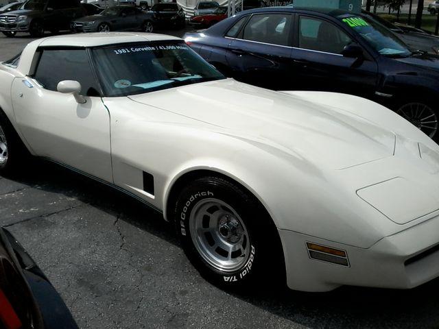 1981 Chevrolet Corvette San Antonio, Texas 45