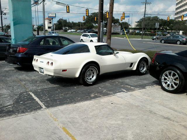 1981 Chevrolet Corvette San Antonio, Texas 2