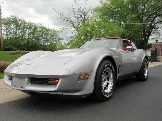 1981 chevrolet corvette stingray ebay for Schroeder motors st charles