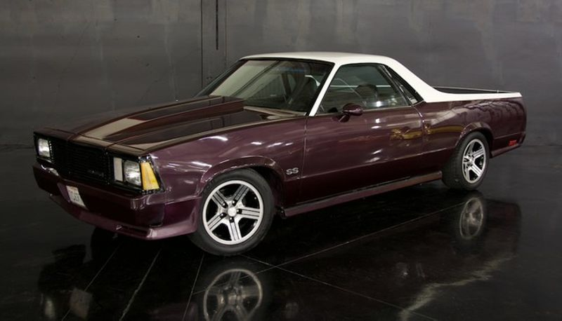 1981 Chevrolet El Camino  | Milpitas, California | NBS Auto Showroom