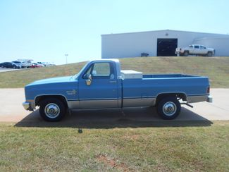 1981 Chevrolet Pickup Blanchard, Oklahoma 1