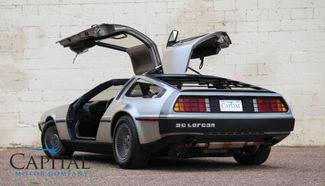 1981 Delorean DMC-12 'Back to the Future' Car with Stage 2 in Eau Claire, Wisconsin