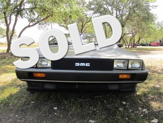 1981 Delorean DMC-12 Beaumont, TX