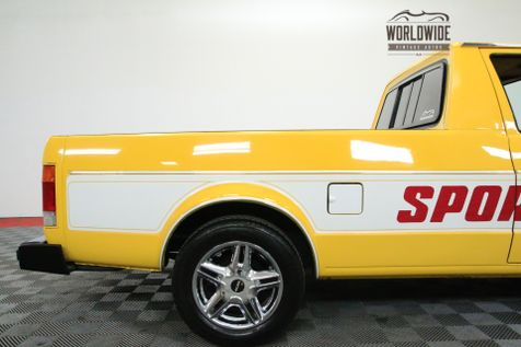 1981 Volkswagen RABBIT PICKUP RARE SPORT MODEL RESTORED ONLY MADE 4 YEARS | Denver, CO | WORLDWIDE VINTAGE AUTOS in Denver, CO