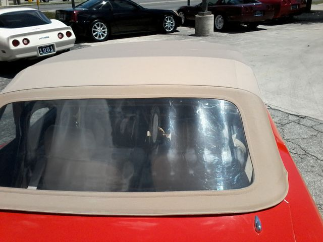 1981 Fiat 2000 SPIDER BY PININIFARINA San Antonio, Texas 12