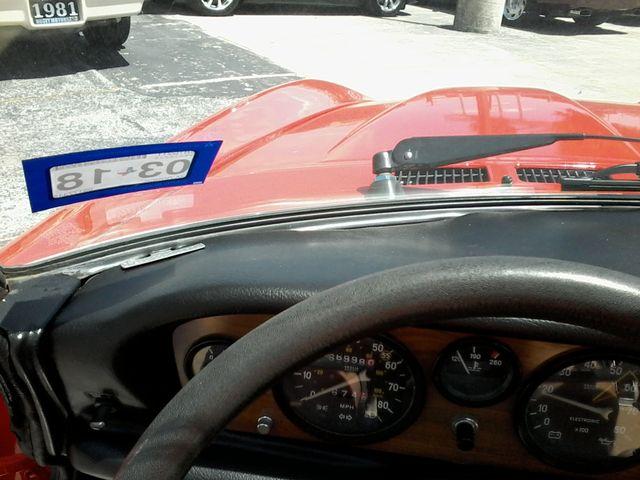 1981 Fiat 2000 SPIDER BY PININIFARINA San Antonio, Texas 30
