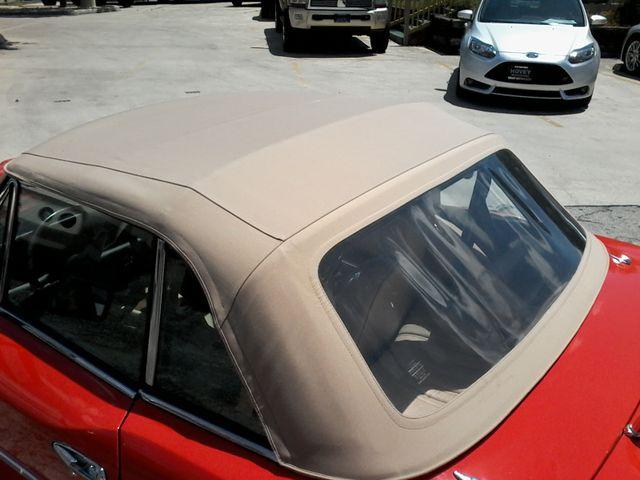 1981 Fiat 2000 SPIDER BY PININIFARINA San Antonio, Texas 13