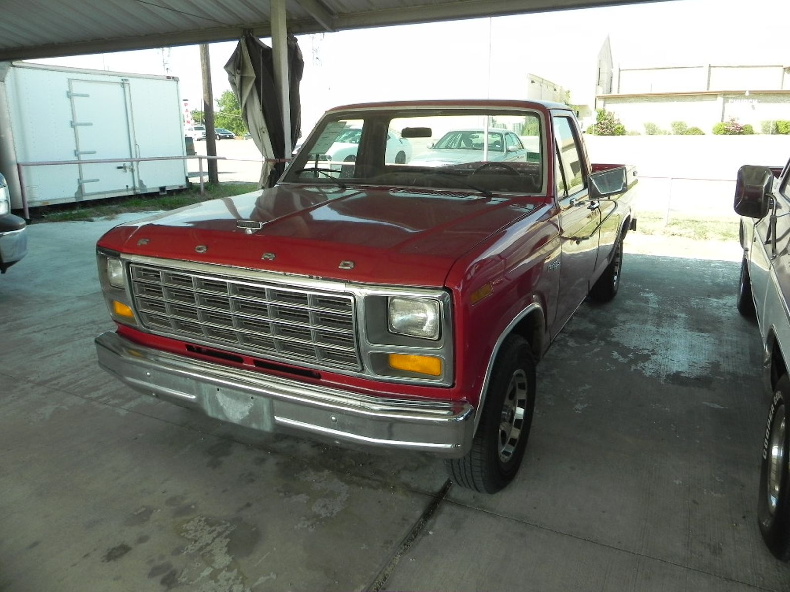 1981 ford f series pickup city tx randy adams inc. Black Bedroom Furniture Sets. Home Design Ideas