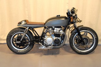1981 Honda CB650  CAFE RACER - MADE TO ORDER CUSTOM Cocoa, Florida