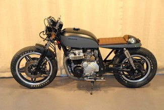 1981 Honda CB650  CAFE RACER - MADE TO ORDER CUSTOM Cocoa, Florida 1