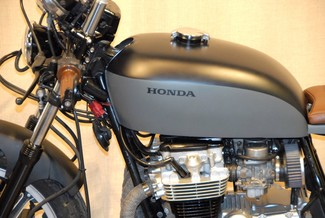 1981 Honda CB650  CAFE RACER - MADE TO ORDER CUSTOM Cocoa, Florida 16