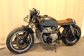 1981 Honda CB650  CAFE RACER - MADE TO ORDER CUSTOM Cocoa, Florida 3