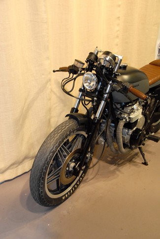 1981 Honda CB650  CAFE RACER - MADE TO ORDER CUSTOM Cocoa, Florida 17