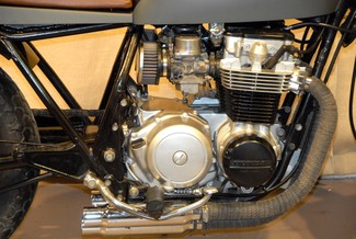 1981 Honda CB650  CAFE RACER - MADE TO ORDER CUSTOM Cocoa, Florida 4